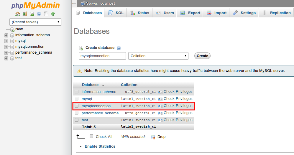 MySQL > Java Connection - Knowledgebase - CloudJiffy