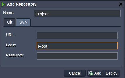 Deploy Node js Project > via GIT/SVN - مرکز آموزش - CloudJiffy