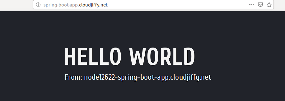 Spring Boot Standalone and Clustered Java Applications with